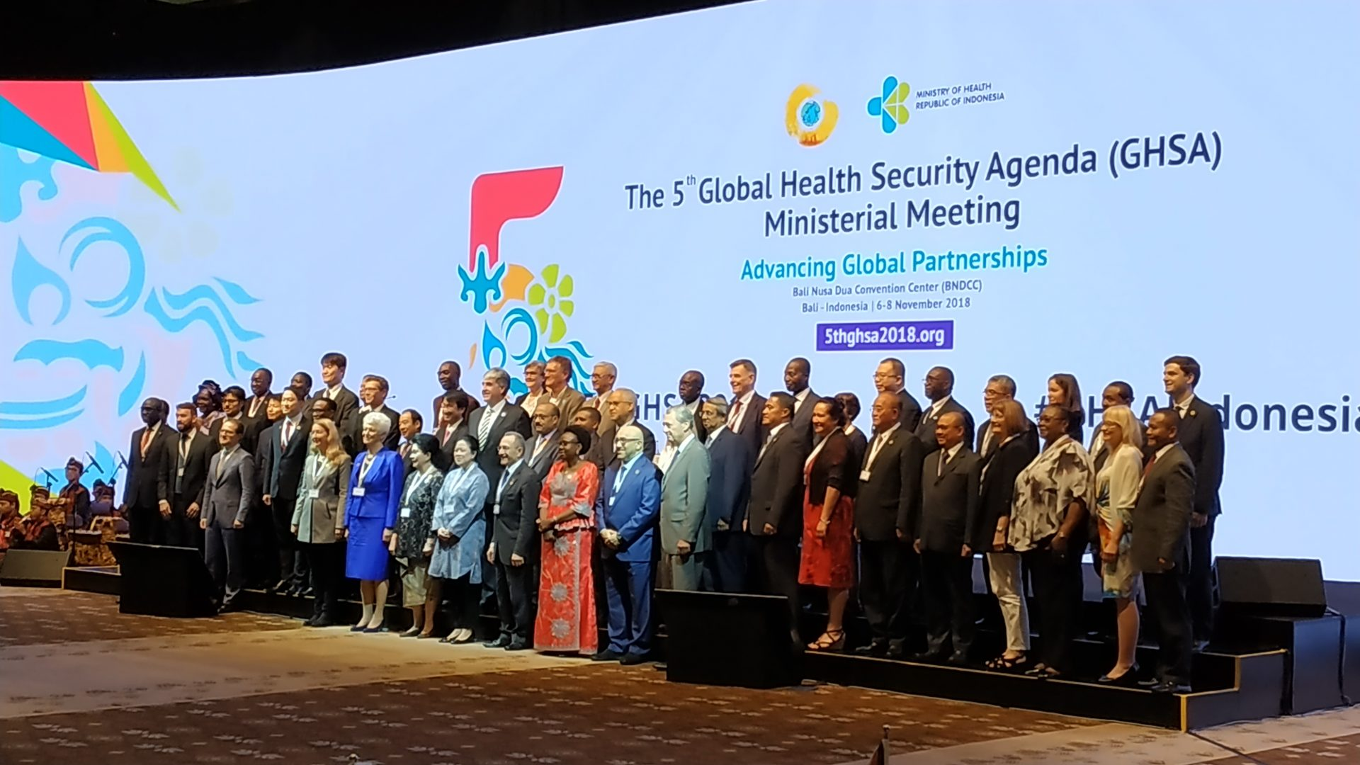 GHSA Global Health Security Agenda 2018
